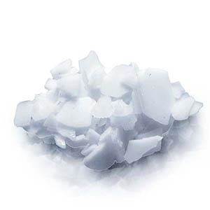 hielo en escamas